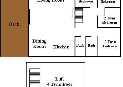CB Lodge layout